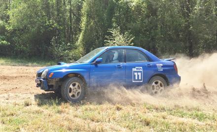 THSCC Rallycross - Aug 2018