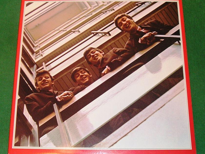 BEATLES (The) - 1962-1966 - DOUBLE LP - * 1988 CAPITOL PURPLE LABEL * +NM 9/10 *