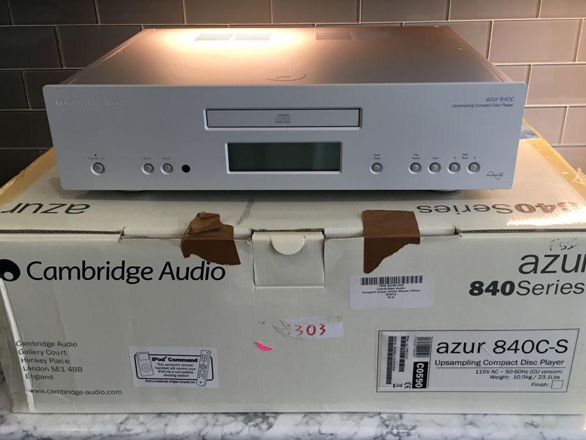 Cambridge Audio Azur 840c Nice Player !!
