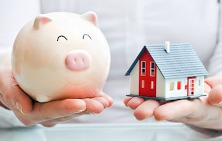 Image for Setting a Resolution to Begin Saving for a New Home