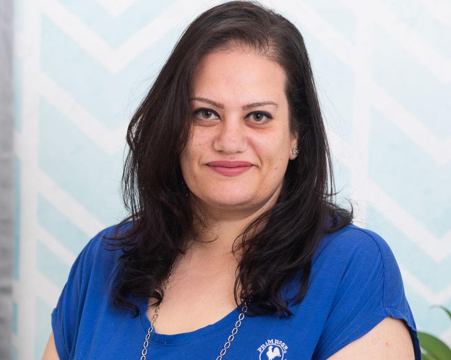 Ms. Nagib , Assistant Teacher