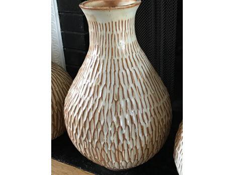 """""""Meringue"""" Vase by Steve Carlson"""