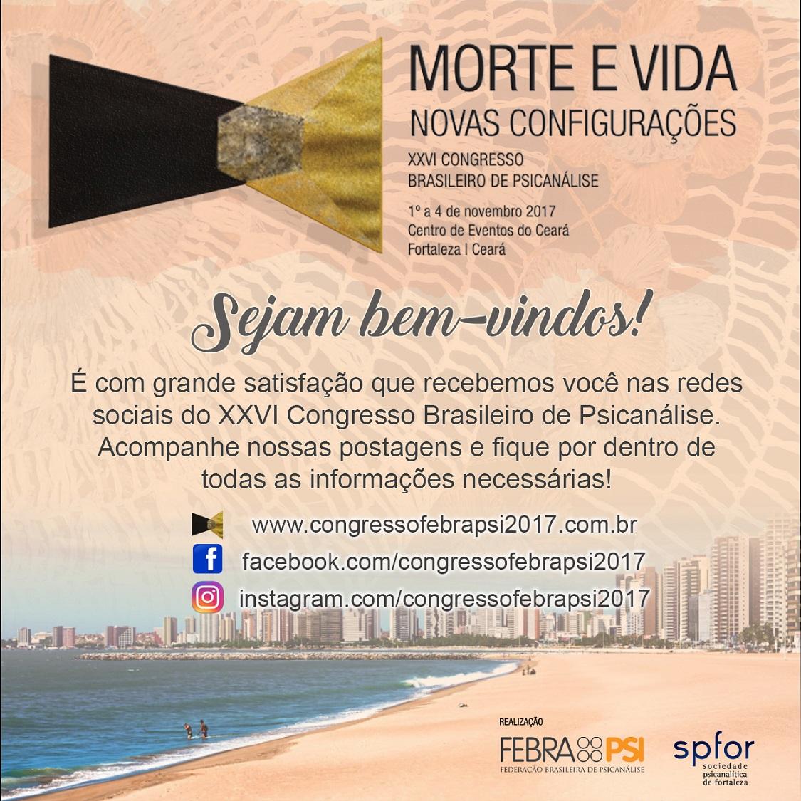 XXVI Congresso Brasileiro de Psicanálise