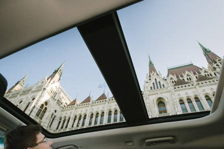 Luxury Sightseeing in Budapest