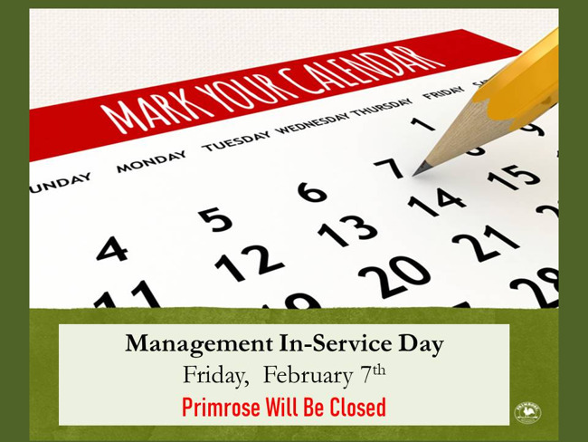 management in service day