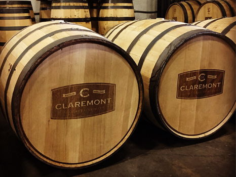 Tour and Tastings for 10 at Claremont Distillery