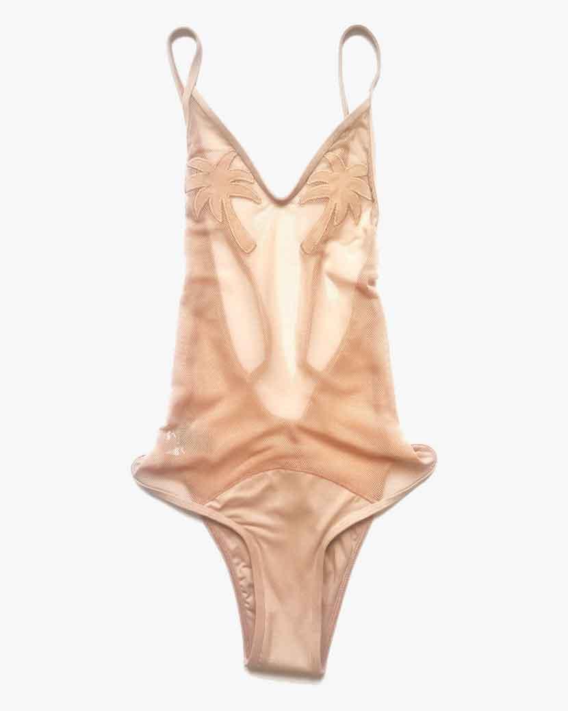 Minimale Animale Golden Triangle Swimsuit - Coco  £82.50