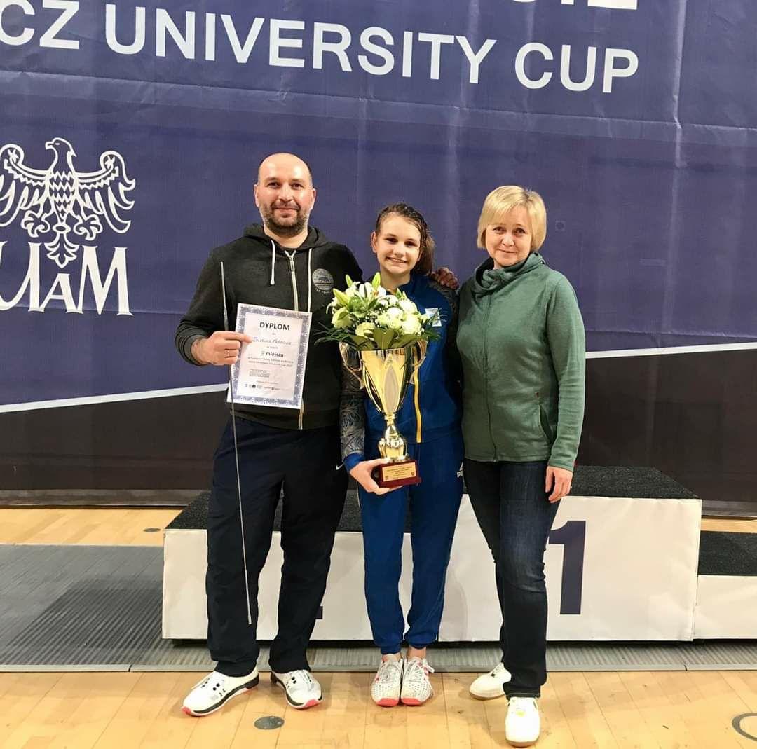 Kristina Maksym Poland2020