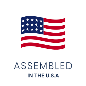 Assembled in the USA Icon