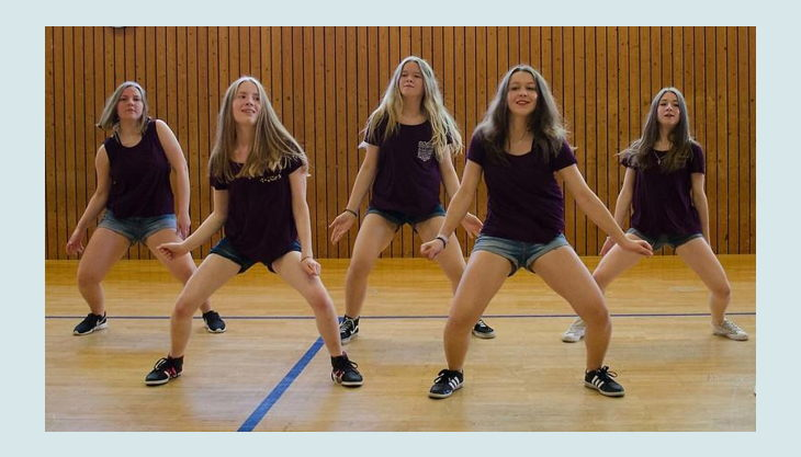 dance company tanzen