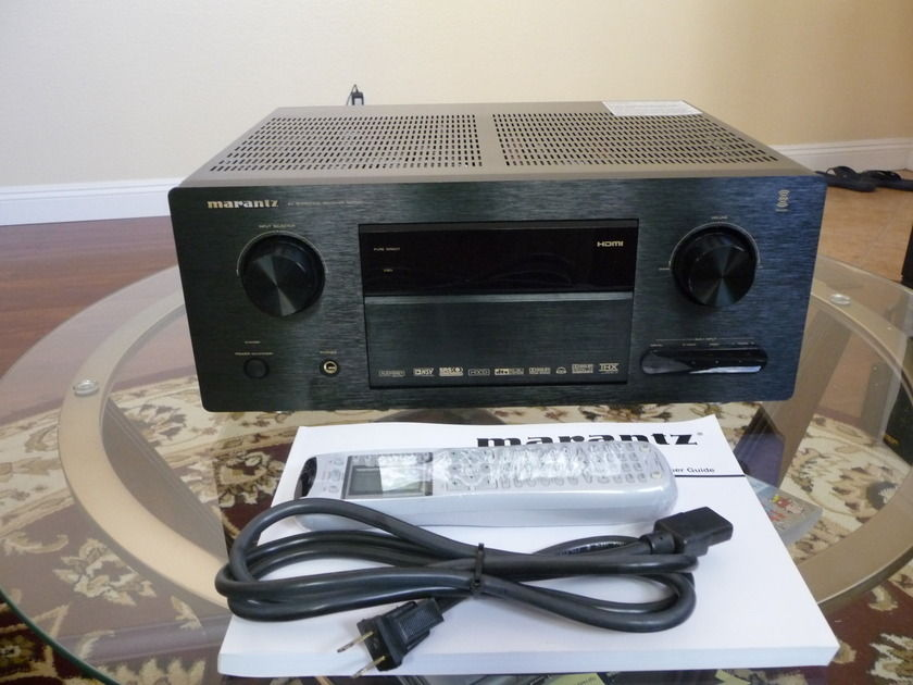 Marantz SR 7001 7.1 channel Receiver SR 7001 7.1 channel Receiver