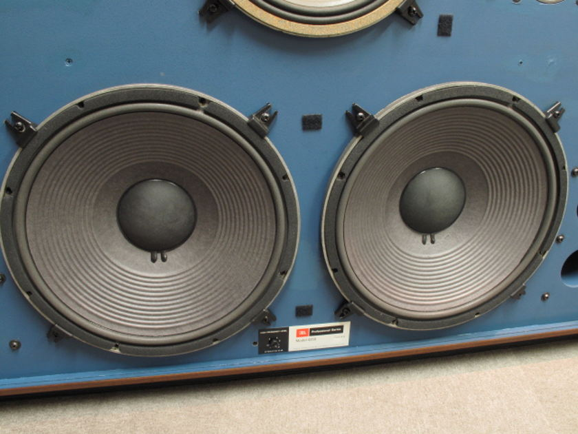 JBL 4350AWX Speakers Vintage! Rare in this condition!