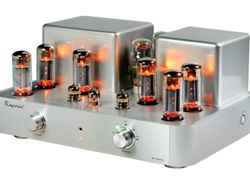 RAYSONIC AUDIO  SE-30 MKII TUBE INTEGRATED CLASS A AWARD WINNING!