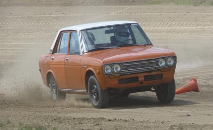 """Detroit Region SCCA """"Summer Daze"""" RallyCross"""