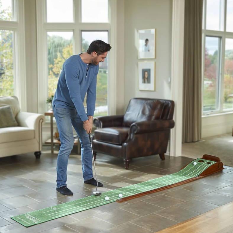 Golf Putting Mat, Indoor Golf Mat, Golf Practice Putting Green