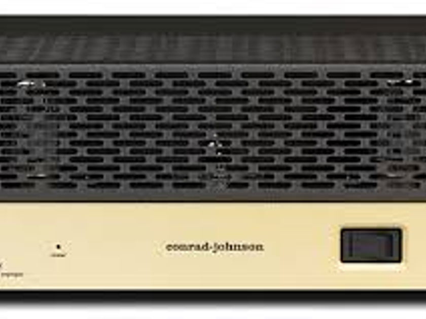 conrad johnson LP125M Tube Monoblocks (PR), New with Full Warranty and Free Shipping
