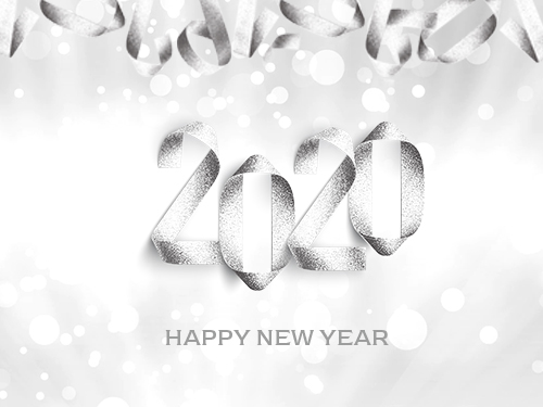 Hamburg - We look back on a successful year 2019 and wish you, dear customers, a happy new year.