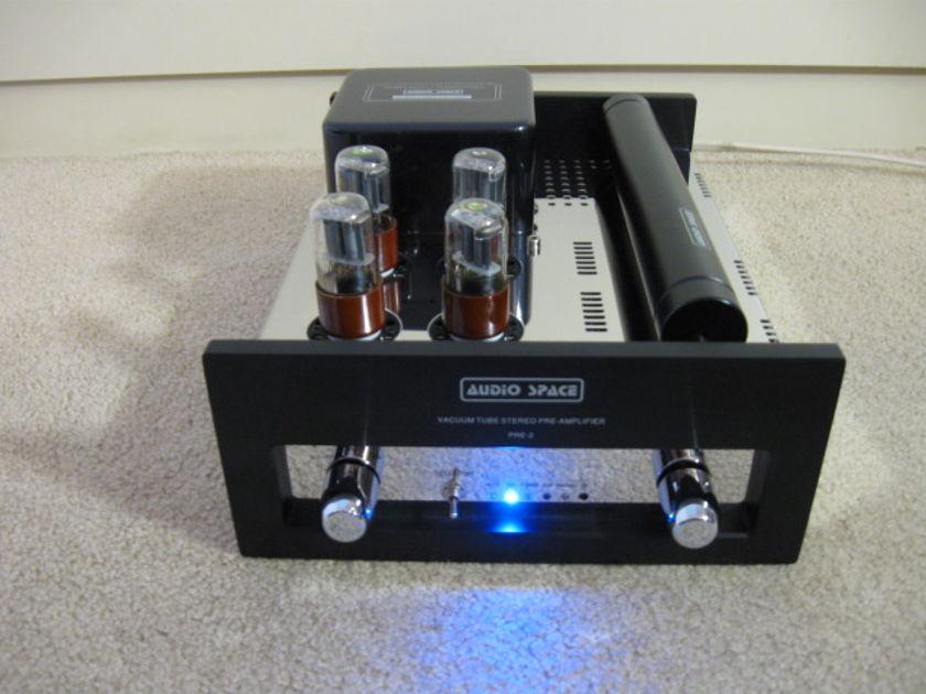 Audio Space Pre-2 Preamplifier