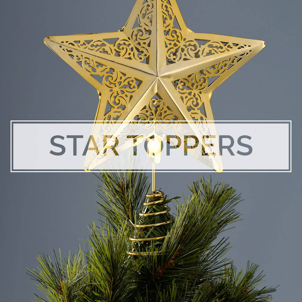 Star Tree Toppers