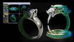 Bespoke diamond engagement rings in Surrey-Pobjoy Diamonds