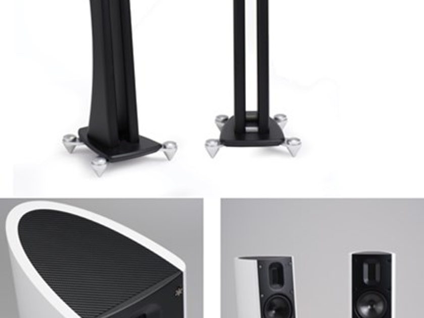 Scansonic S-1 Stands White