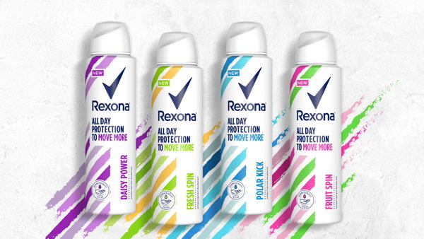 PB Creative Collaborates with Rexona for Global Teen Launch