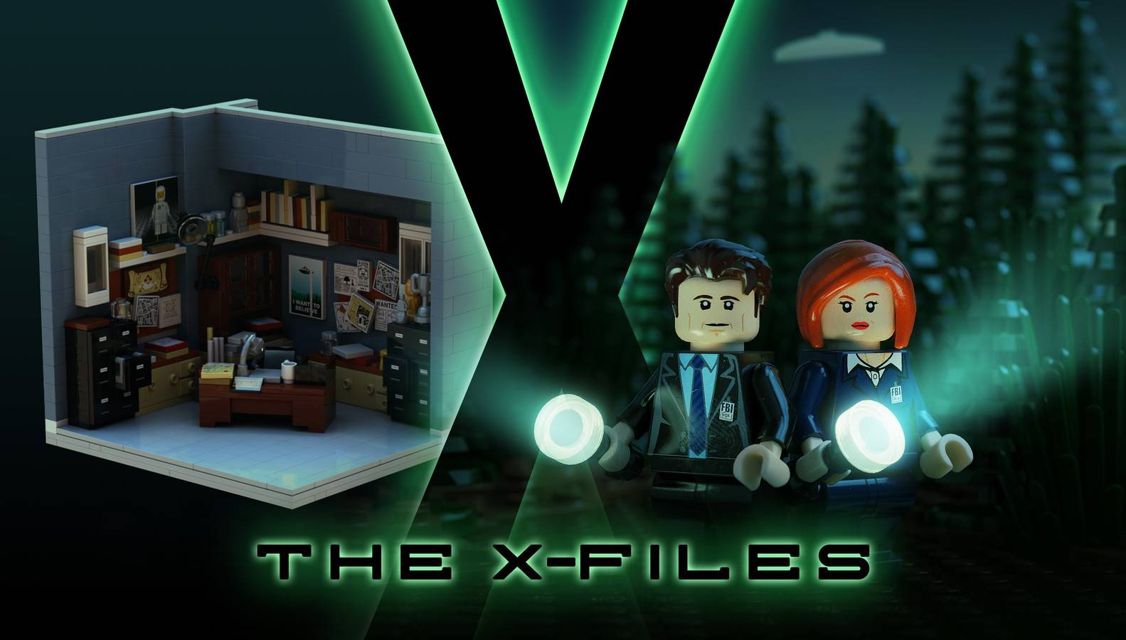 The x- files