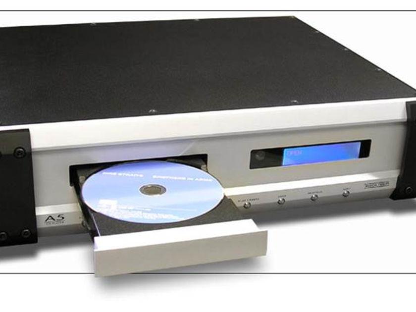 Musical Fidelity A 5.5 - 24 Bit CD player - Beautiful!