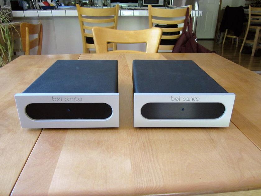 Bel Canto Design REF-1000 mkII Mono Amps