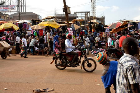 Local Village Visit in Kampala