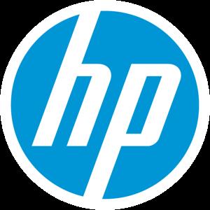 HP (Hewlett-Packard) logo