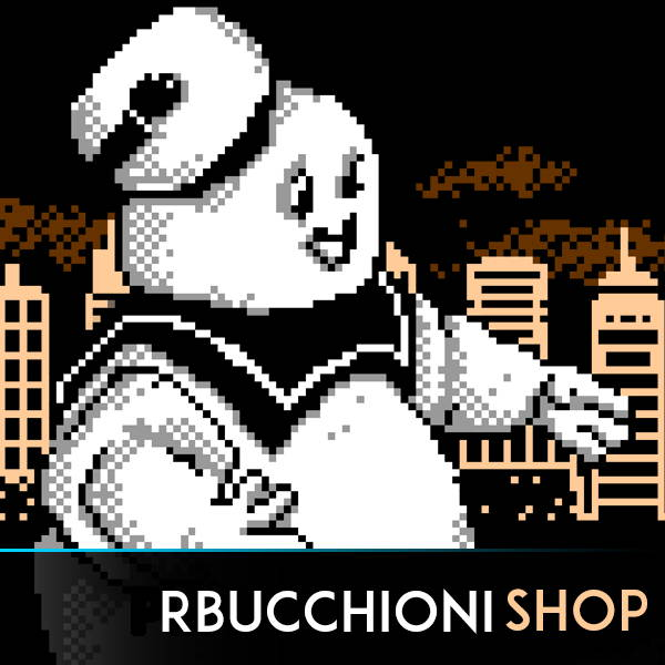 Pixel and Retro Gaming T-shirts. Shop High Quality Video Game Tees! - Shirts, Women, Fitted, Art, Gamer, Pixel, NES, Nintendo, Stay Puft Marshmallow Man, Rpg, Jrpg, Final Fantasy, Mashup, Cool, Awesome.