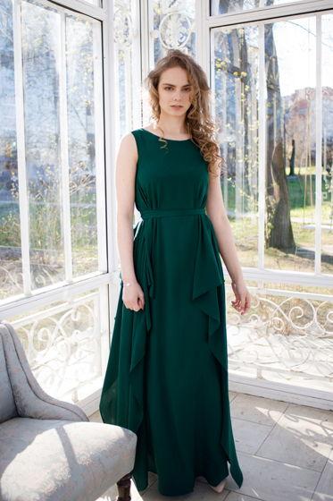 Платье Нимфа из вискозы