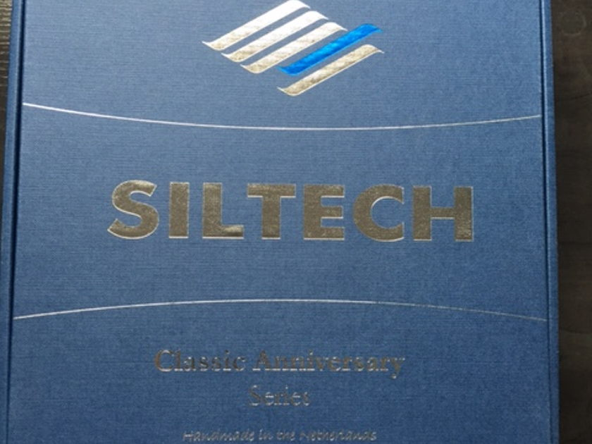 Siltech Cables classic 550i XLR 1m like new Condition