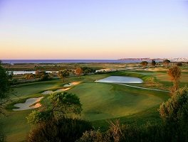Golfe no Algarve