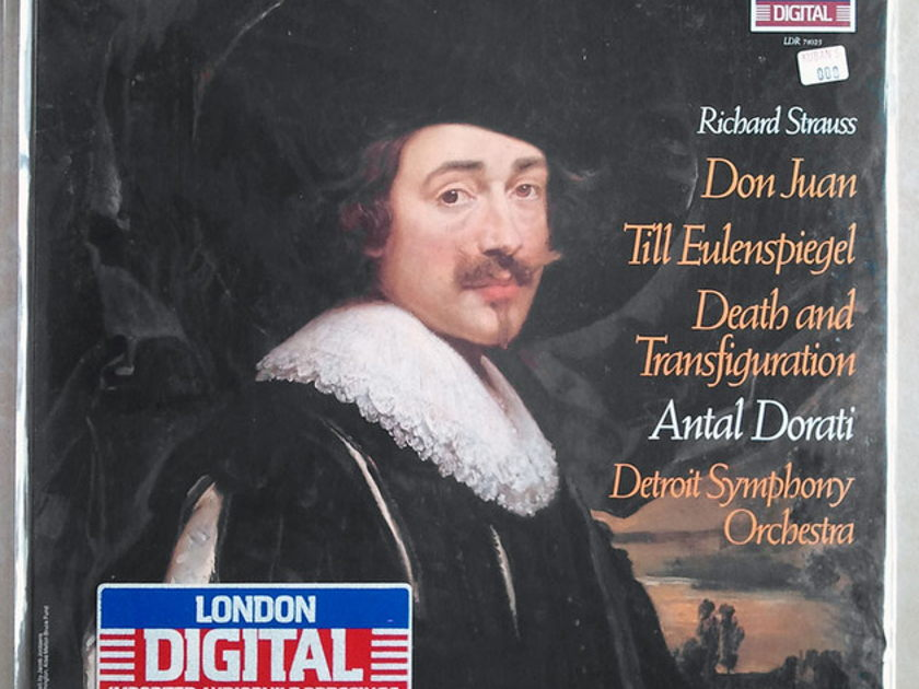 SEALED London Digital | DORATI/STRAUSS - Don Juan, Till Eulenspiegel, Death and Transfiguration
