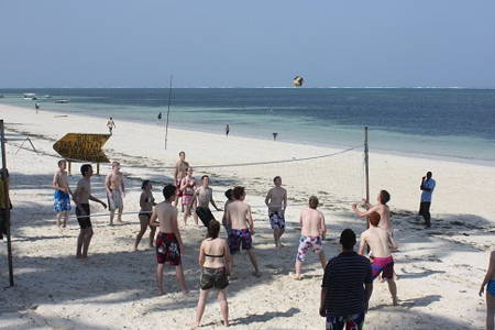 Local Beach Life