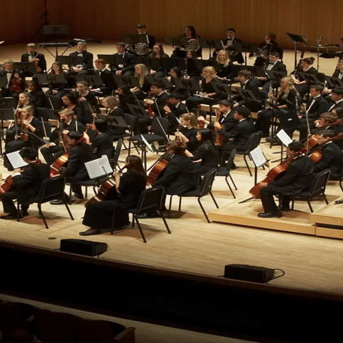 Picture of Don't miss the BEST concert of the season! Our Youth Symphony performs their annual side-by-side with the Omaha Symphony at the Holland Performing Arts Center!