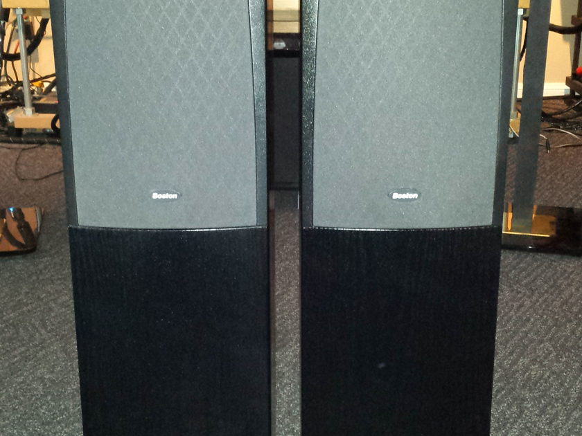 Boston Acoustics CR-95 Pair of Full Range Floodstanding Speakers!!!