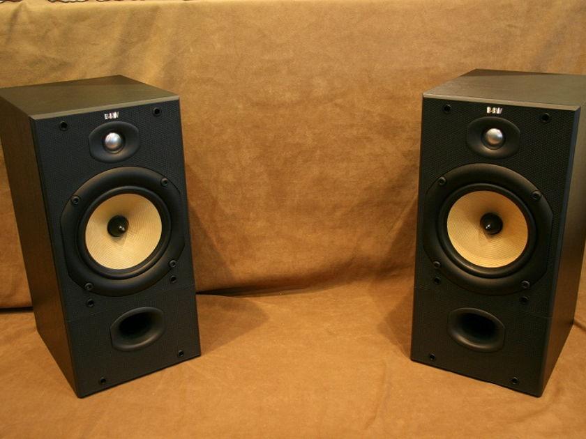 B&W DM602 S2 Black