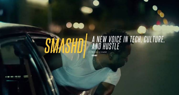 Smashd: A New Voice in Tech, Culture, and Hustle