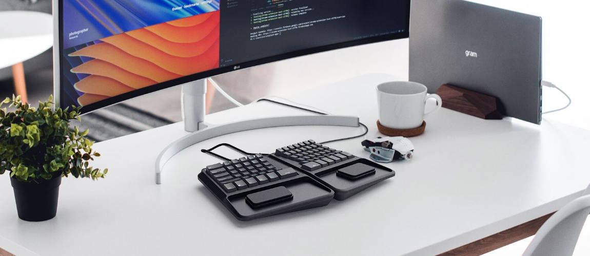 zergo freedom ergonomic keyboard initsu