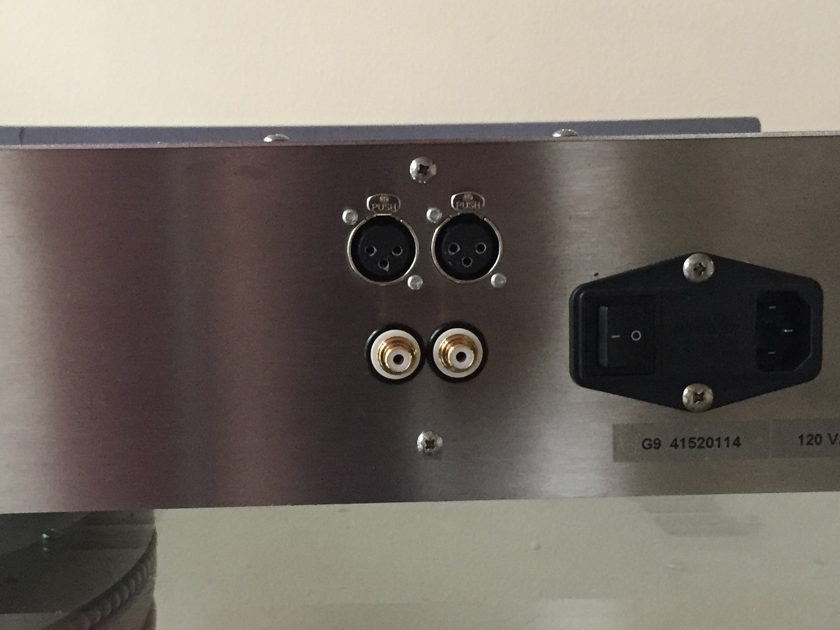 Maker Audio G9 Power Amplifier with Laser Biasing and Balanced options - Awesome!
