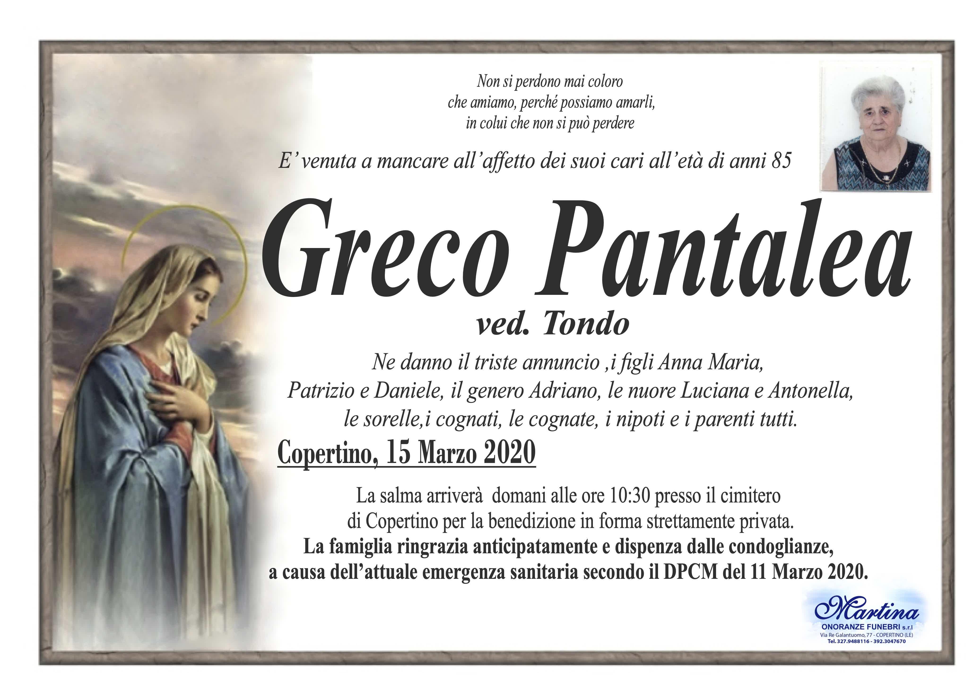 Pantalea Greco