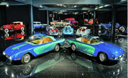 CCCR Blackhawk Museum, Cruise and Hotel
