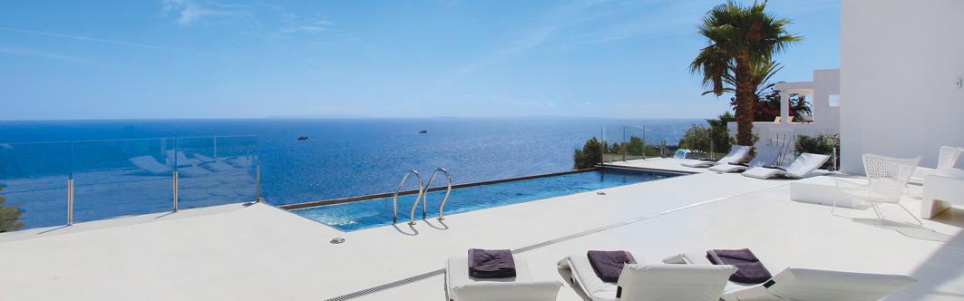 Ibiza - Villa with spectacular views in Roca Llisa