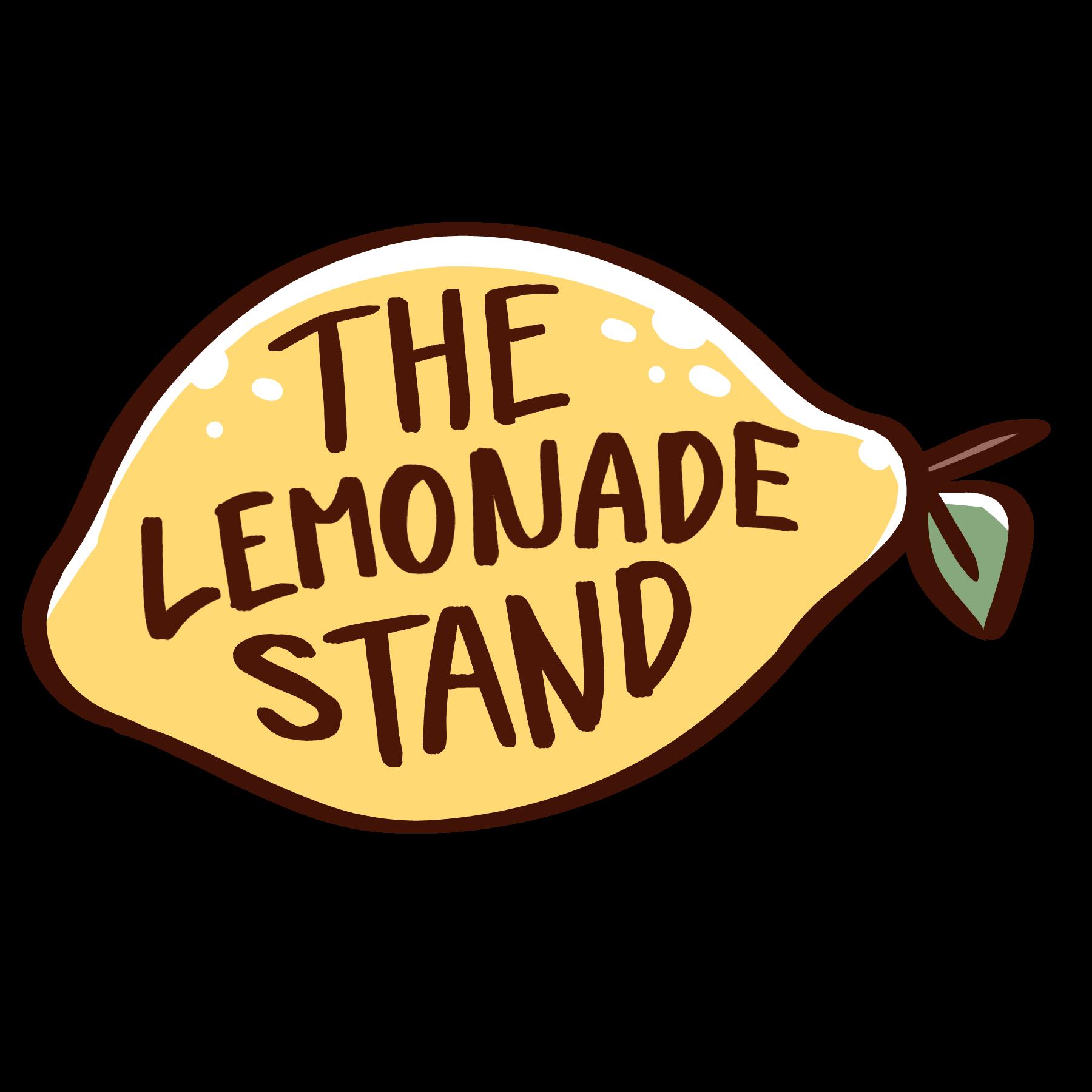 Logo lemonade stand