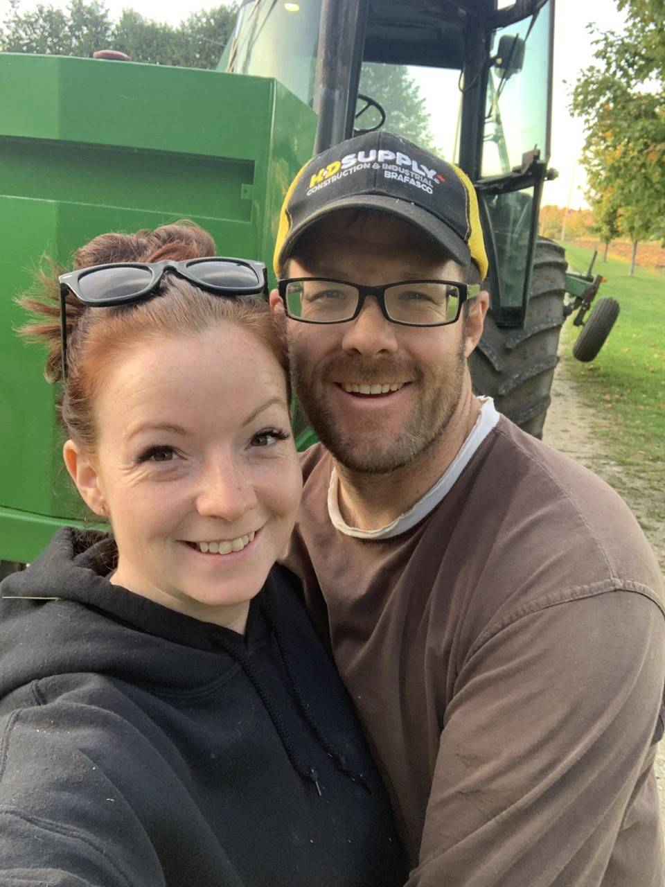 Mapletwiss Farm- James & Amanda Twiss