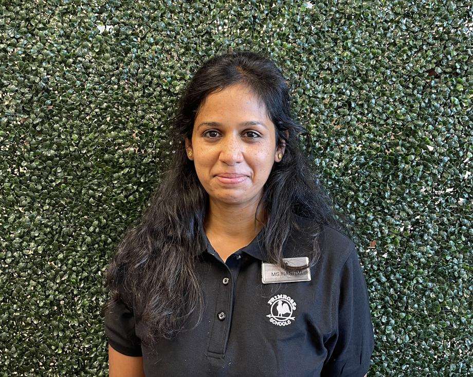 Rashmi Deshpande , Preschool Pathways Teacher