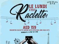 صورة LE LUNDI C'EST RACLETTE!